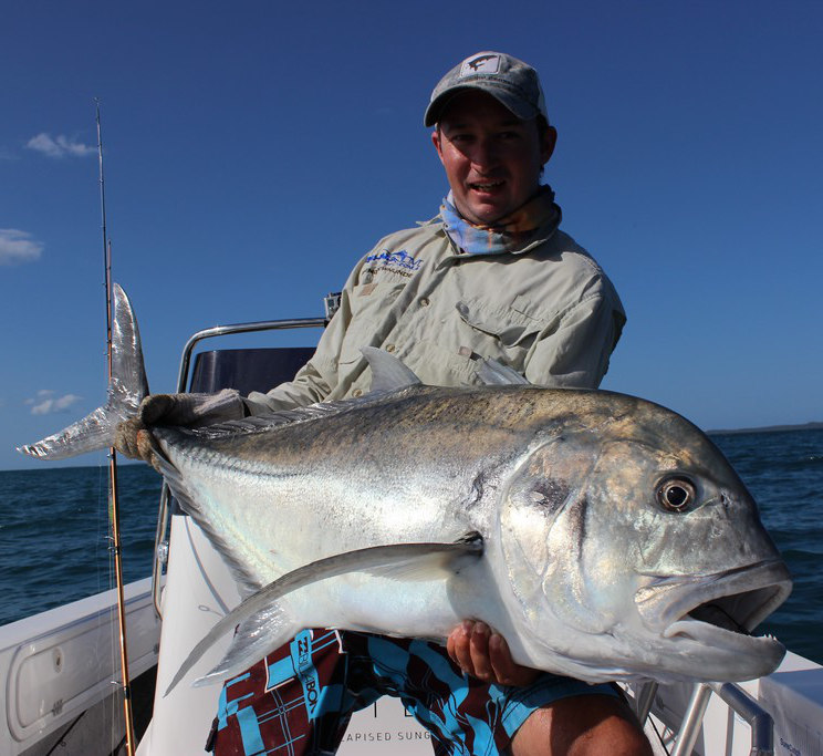 Your Guide - Andrew Chorley - Hervey Bay Fly and Sportfishing - Hervey Bay fishing guide