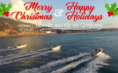 Merry Christmas From Hervey Bay Fly And Sportfishing