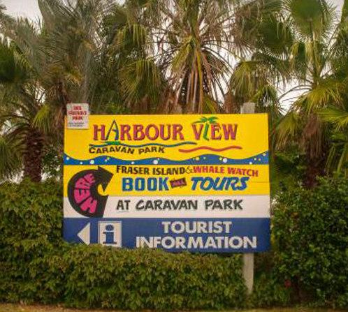 Harbour view caravan park hervey bay