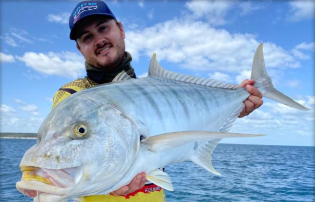 hervey bay fly and sportfishing's new guide - kurt rowlands