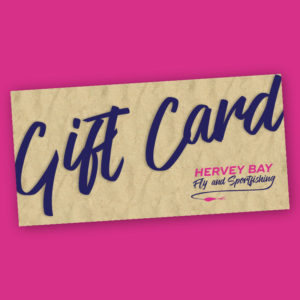 Hervey Bay Fly and Sportfishing gift card - purchase today