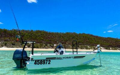 Introducing Gotcha Boat Hire to Hervey Bay