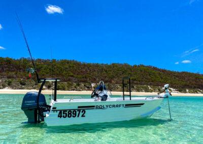 gotcha boat hire polycraft boat